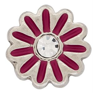 Picture of Daisy Silver Charm